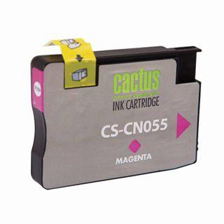 CACTUS Inkjet Cartridge (CS-CN055) for HP OfficeJet 6100/6600/6700 14 ml Magenta