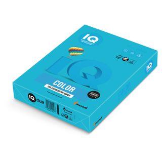 IQ COLOR / A4 paper, 80 g / m2, 500 sheets, intensive, light blue