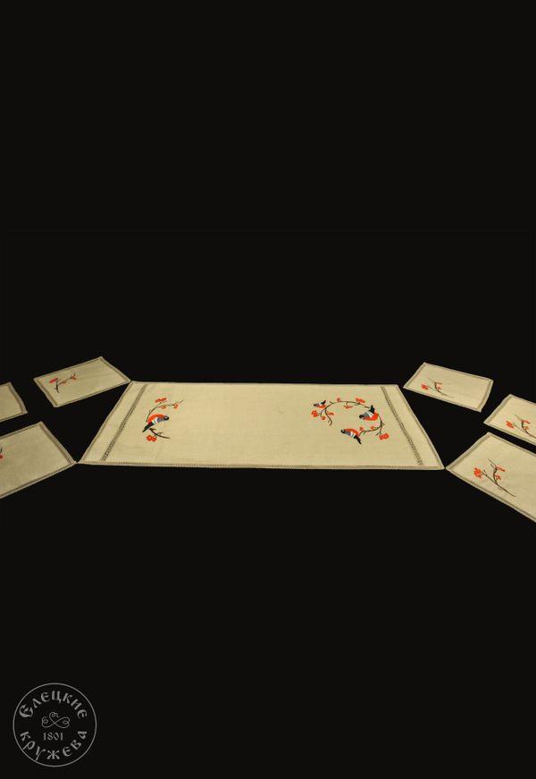 Set table 'Stoleshniki and wipes'