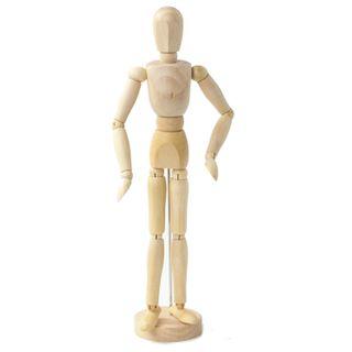 The mannequin man art BRAUBERG ART