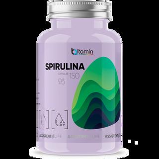 Bithamine Spirulina