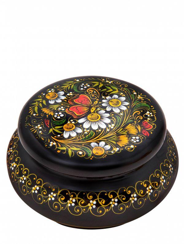 Box with miniature painting 30х55 mm
