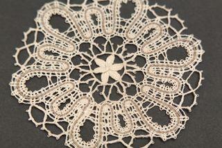 Lace doily No. 3