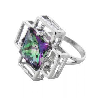 """Ring 70152 """"Croix Et Zircon"""""""