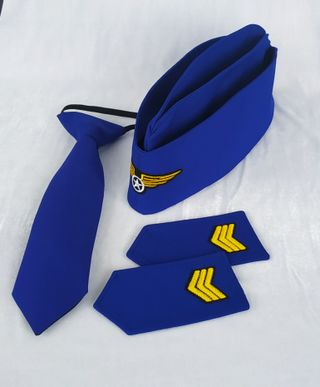 A set of children's accessories for the theme festival