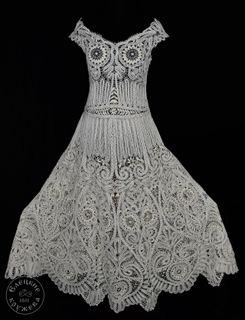 Dress women's lace С2310