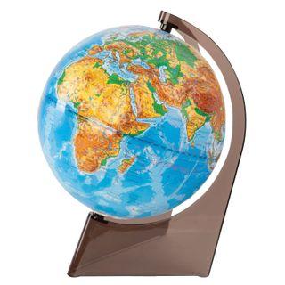 GLOBE WORLD / Physical globe, diameter 210 mm, relief