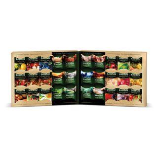 GREENFIELD / 30 kinds of tea set - 120 enveloped tea bags, 231.2 g