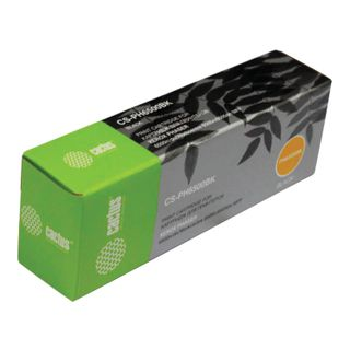 Laser cartridge CACTUS (CS-PH6500BK) for XEROX Phaser 6500 / WC6505, black, resource 3000 pages.