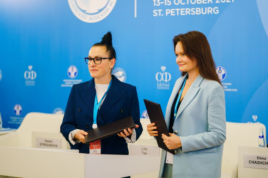 """Ugra'nın yaratıcı girişimcileri, potansiyellerini uluslararası """"Global Rus Trade"""" platformunda sunacaklar."""