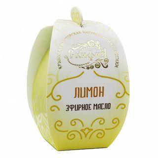 Scythia / Essential Oil Lemon, premium quality, 5 ml