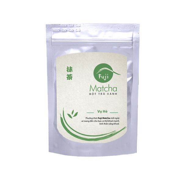 Summer Matcha Green Tea Powder