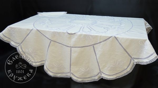 Set table 'Tablecloth and napkins' С2103