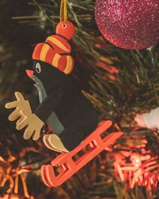 Toy Christmas tree