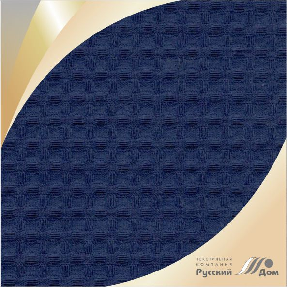 The canvas of wafer No. 04 Dark blue