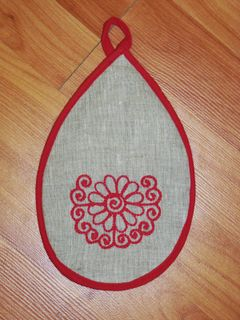 Karelian potholder patterns