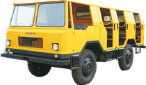 Mine transport vehicle - BELARUS MT-353M3