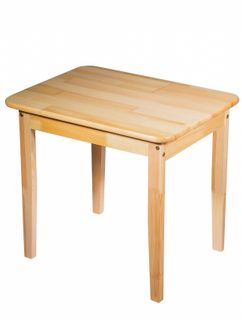 "Table wooden ""Baby"" 2 growth category"