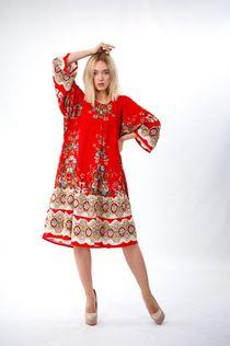 Dress from staple Varvar