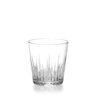 "Set of crystal whisky glasses ""breeze"", 2 PCs in a gift box"