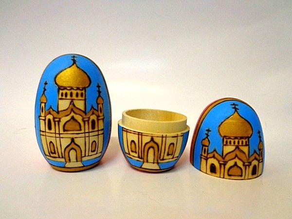 "Tver souvenirs / Box ""Easter Egg"", 2 pcs."