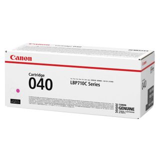 Laser cartridge CANON (040M) i-SENSYS LBP710Cx / LBP712Cx, magenta original, yield 5400 pages