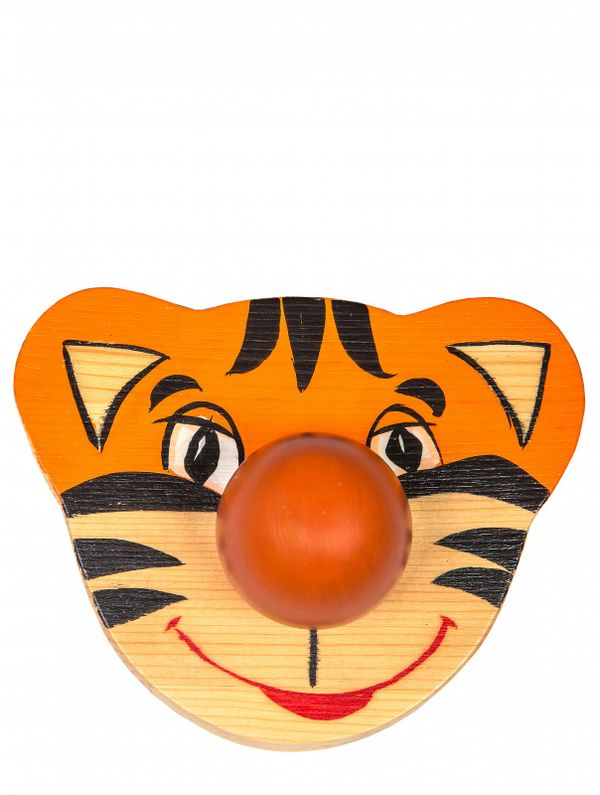 Wall hanger for towels 'Tiger'