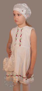 Dress baby linen С11621