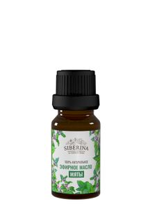 Peppermint essential oil SIBERINA