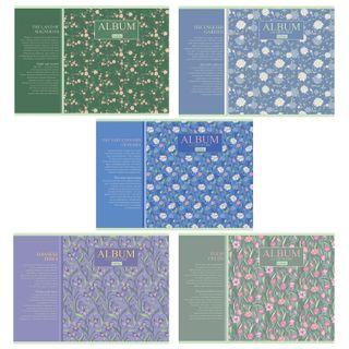 Sketchbook A4, 40 sheets, bracket, matte lamination, HATBER, 205х290 mm,