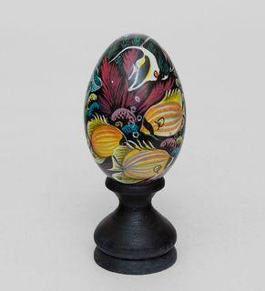 Egg wooden Aquarium 14 cm