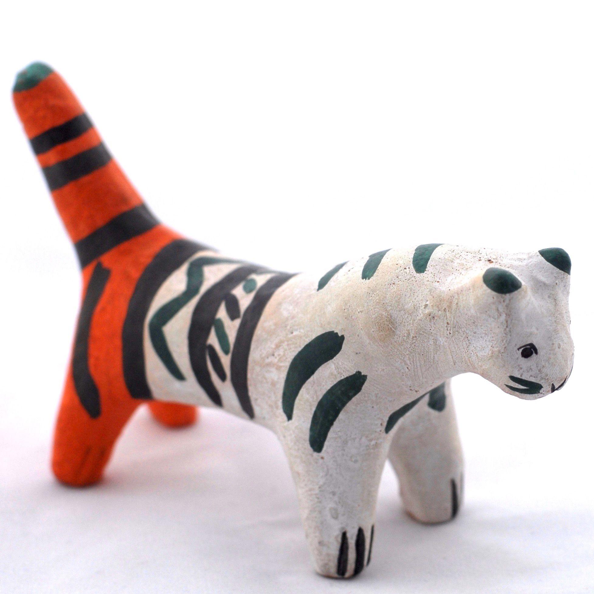 Kargopol clay toy Cat