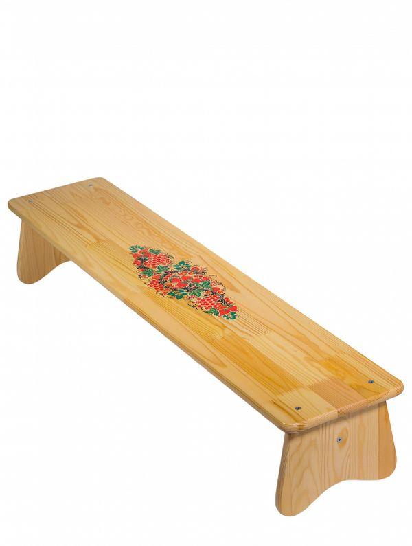 "Bench wood ""Gatherings"" 250x1140x250 mm"