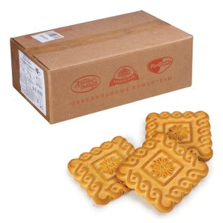 """ROT FRONT / """"Favorite"""" cookies with cream, by weight, 4 kg, corrugated box"""