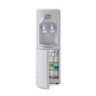 Purifier for water AEL LC-AEL-17S, floor, WATER/COOL, 2 taps, white
