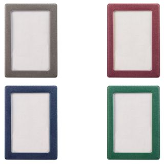 Cover-pocket for travel documents, cards, badges, 105х75 mm transparent PVC, in non-frame cuts, DPS