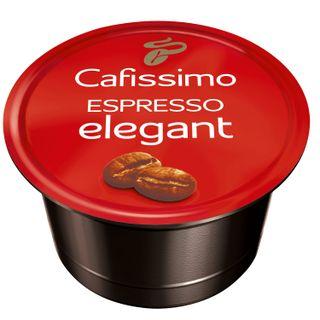 TCHIBO / Capsules for coffee machines Cafissimo Espresso Mailander Elegant, natural coffee, 10 pcs. x 7 g