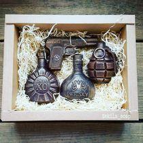 Set of souvenir soap for men