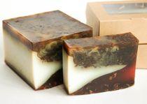 Tenderness of flowers bar 450 g - handmade soap