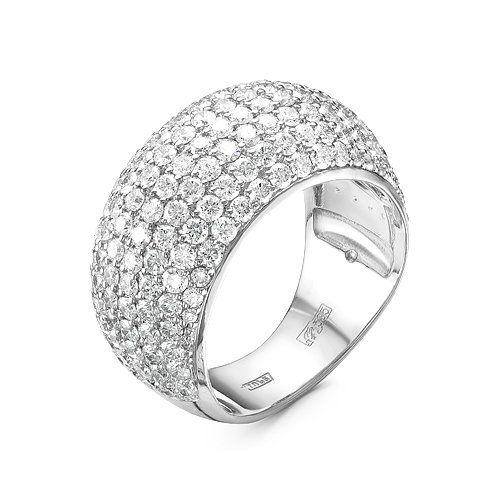 RING, WHITE GOLD, DIAMOND