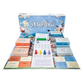 Game of Ekivoki, 2nd edition