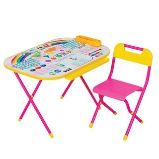 Children's table - chair DEMI