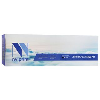 Toner Cartridge NV PRINT (NV-CF210A / 731Bk) for HP M251nw / M276nw / CANON LBP-7110Cw, black, yield 1600 pages
