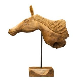 Figurine wooden Pony