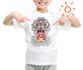 Children's t-shirt with special effects GIRAFFE - view 3