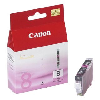 Inkjet cartridge CANON (CLI-8PM) iP6600D / 6700 / MP970 / Pixma 9000, magenta, original, 450 pages.
