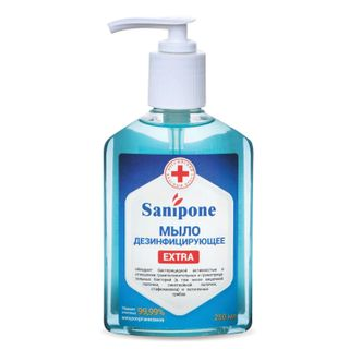 Sanipone / Sanipone Extra disinfectant liquid soap 250 ml