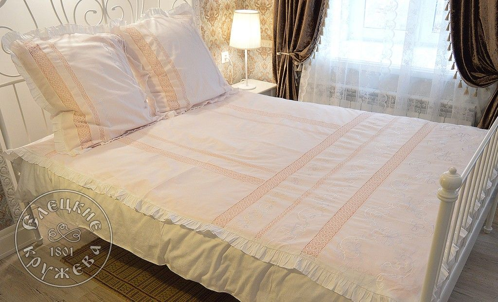 Yelets lace / One and a half bedding set С2190