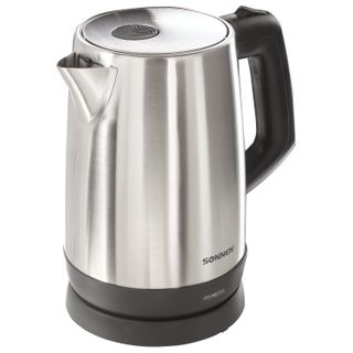 TEApot SONNEN KT-1785, 1.7 litres, 2200 w, closed heating element, stainless steel