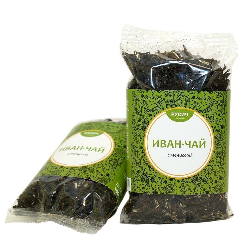 """Ivan-tea """"RUSICH"""", leaf with lemongrass, 100 g"""